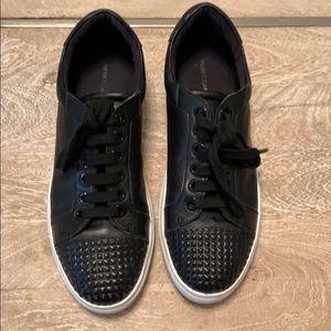 Rebeca Minkoff Black Sneakers Sz 8.5